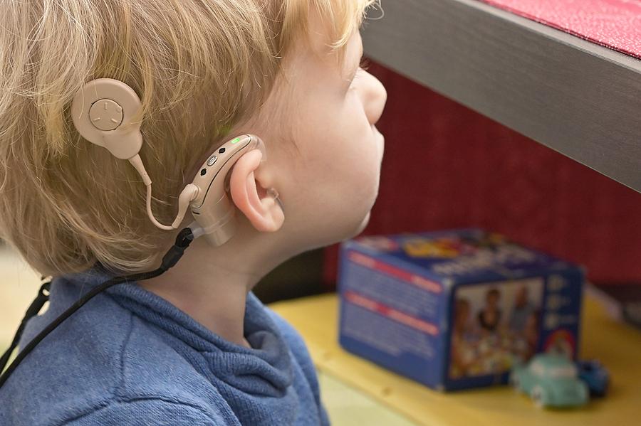 Australian Bionic Ear inventor Graeme Clark