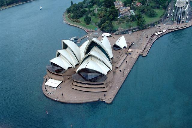The Sydney Opera House was built on sacred ground